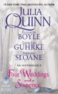 Four Weddings and a Sixpence image
